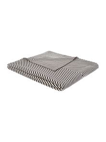 Living by Christiane Lemieux Chevron throw