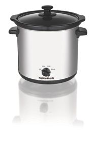3.5L round slow cooker