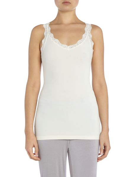 Soaked in Luxury Tank Top in a stretch fabric.