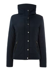 Vila Long Sleeved Padded Jacket