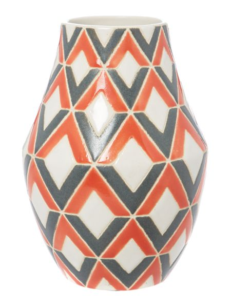 Living by Christiane Lemieux Geo vase H21cm