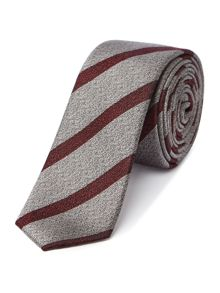 Kenneth Cole Estevan Stripe silk tie