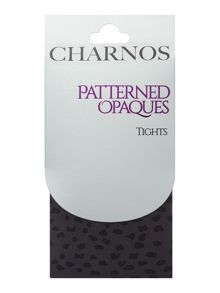 Charnos Animal opaque tights