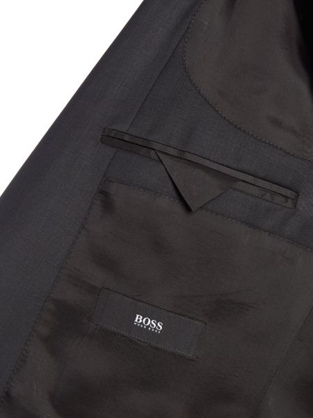 Hugo Boss Single Breasted Slim Fit Hayes Suit Jacket