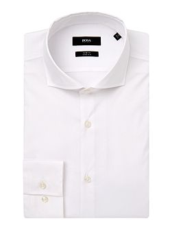 Jason Slim Stretch Cotton Shirt