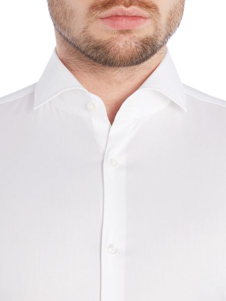 Hugo Boss Jason Slim Stretch Cotton Shirt