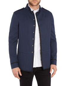Sisley Men Military Style Jacket