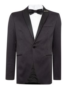 Sisley Men Smart Tux Blazer