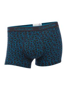 CK one repeat logo cotton trunk