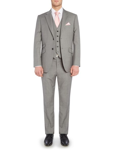 Howick Tailored Dickson SB2 notch lapel Suit Jacket