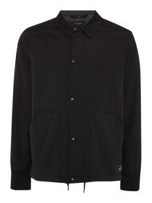 Paul Smith Jeans Collared zip through harrington jacket