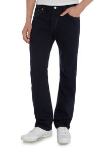 Paul Smith Jeans Easy fit dark blue jean