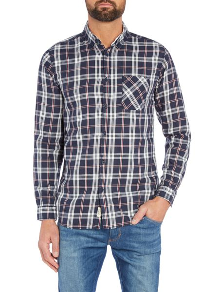 Jack & Jones Lake Check Long Sleeve Shirt