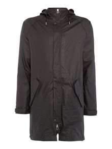 Jack & Jones Long Sleeve Rain Coat
