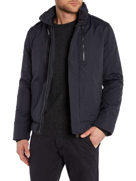 Schott NYC Short Zip Up Jacket