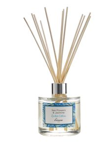 Linea Sea Flowers & Jasmine Scented Reed Diffuser