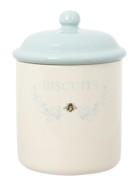Linea Queen Bee biscuit jar