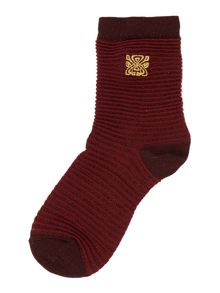 Biba Metallic Sock in Bauble Gifting