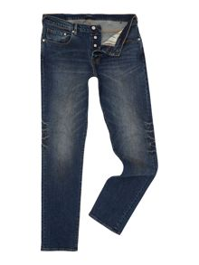 Paul Smith Jeans Tapered leg antique wash jean