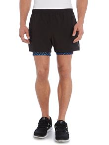 Peter 2 in 1 Woven Short