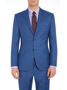 Bartolo SB2 Mini Texture Suit Jacket