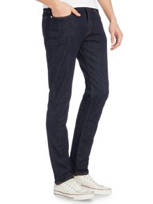Paul Smith Jeans Slim fit stretch dark rinse jean