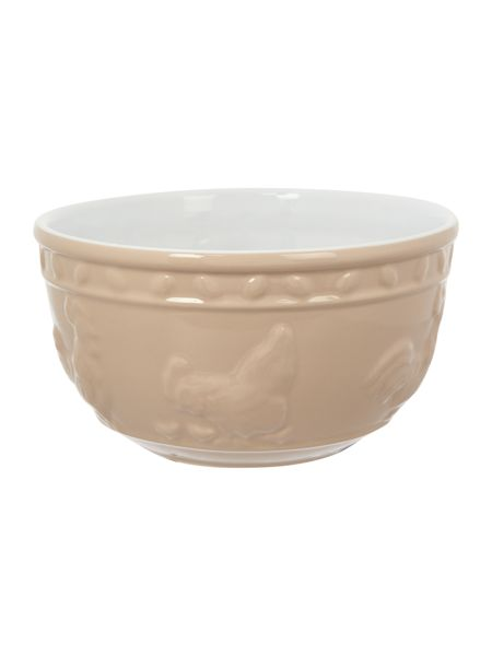 Linea Medium chicken mixing bowl