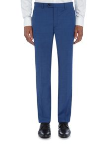 Corsivo Bartolo Mini Texture Suit Trousers