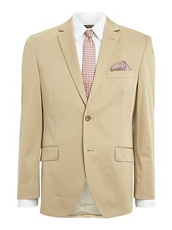 Omar SB2 Cotton Stretch Suit Jacket