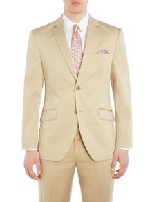 Corsivo Omar SB2 Cotton Stretch Suit Jacket