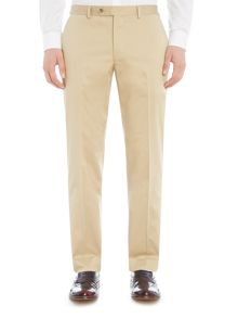 Corsivo Omar Cotton Stretch Suit Trouser