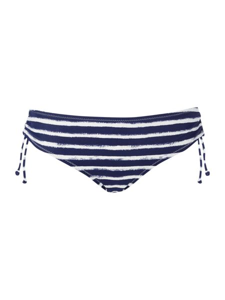 Marie Meili Marcella side tie bikini brief