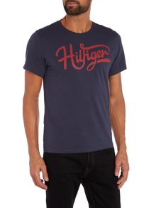 Tommy Hilfiger Short sleeve large logo t-shirt