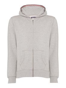 Tommy Hilfiger Zip through hoodie