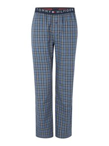 Tommy Hilfiger Woven check sleep bottoms