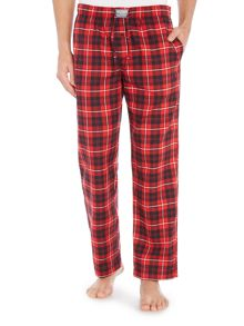 Tommy Hilfiger Flannel check sleep bottoms