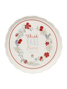 Whisk, Bake, Repeat cake stand