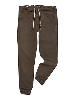 Vega Twill Cuffed Trousers
