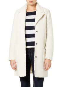 Vero Moda Long Sleeved Coat with Pockets