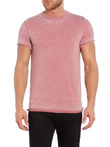 Regular Fit Basic Crew Neck T Shirt
