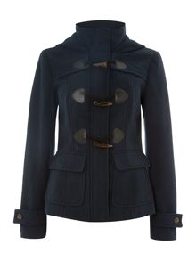 Vero Moda Long Sleeved Short Duffle Coat