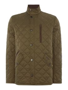 Barbour Land Rover Rugby sandy jacket