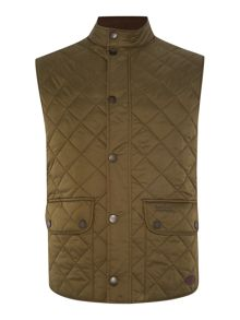 Barbour Land Rover Rugby edgelye gilet