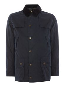 Barbour Land Rover Rugby kingshol jacket