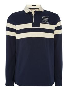 Land Rover rugby long sleeve wakefield ruby