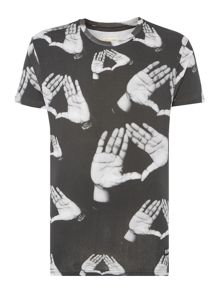 Eleven Paris Regular Fit Hova 99 Jay-Z T Shirt