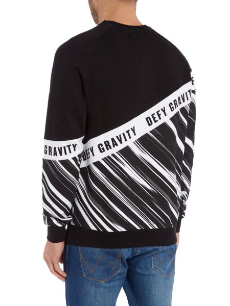 Eleven Paris Regular Fit Defy Gravity Sweatshirt
