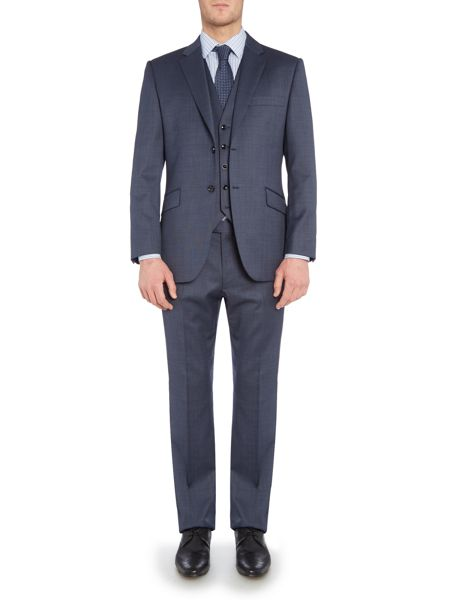 Howick Tailored Brerard Slim Fit SB2 Notch Lapel Suit Jacket