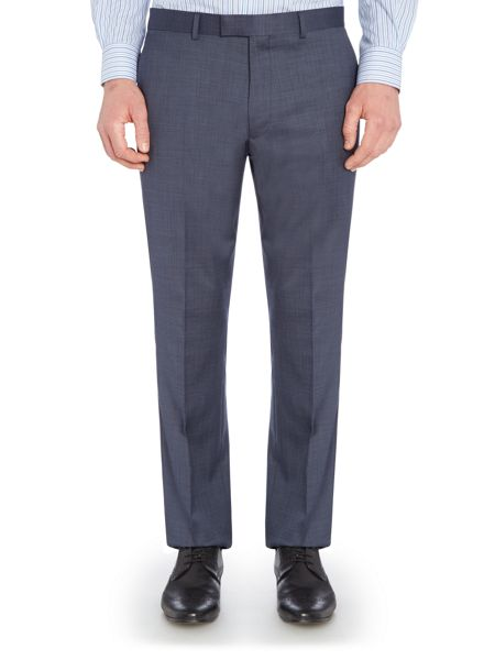 Howick Tailored Brerrard Textured Suit Trouser