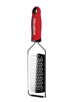 Coarse grater red